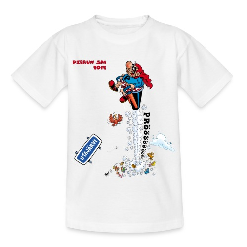 Pierun SM special - Nuorten t-paita