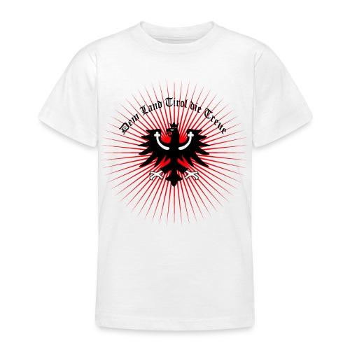 Dem Land Tirol die Treue - Teenager T-Shirt