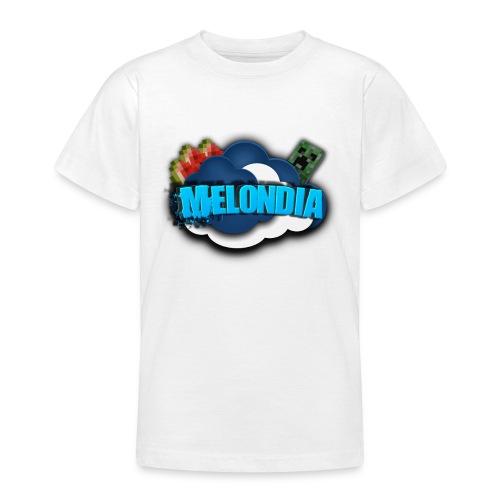 MelondianLogo - Nuorten t-paita