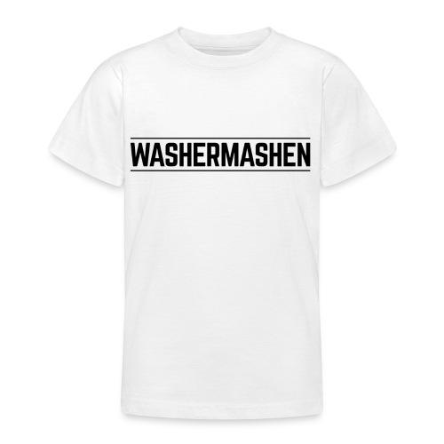 WASHERMASHEN png - Teenage T-Shirt
