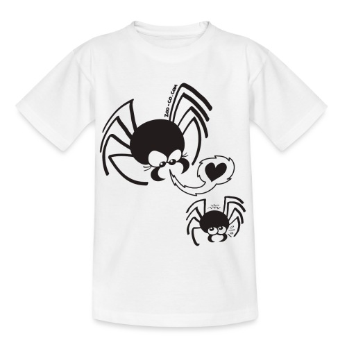 Dangerous Spider Love - Teenage T-Shirt