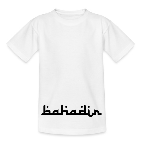 bahadir logo1 png - Teenager T-Shirt