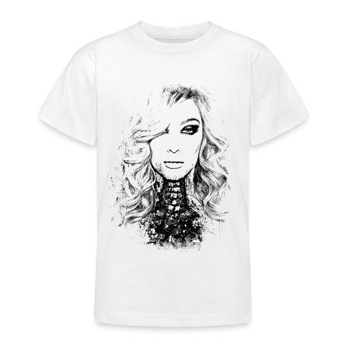 Slashed throat - Teenage T-Shirt