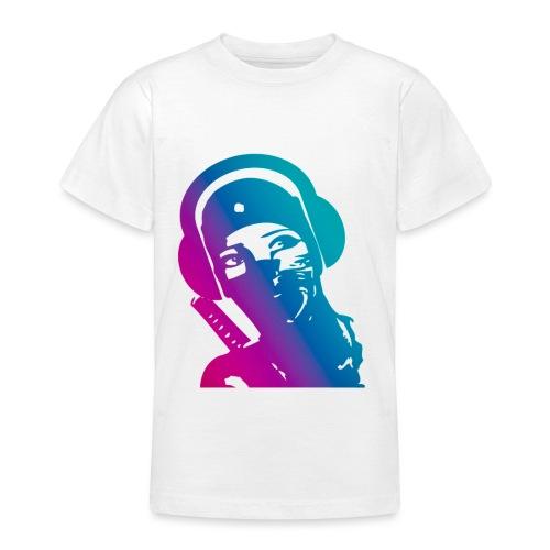ninja headphone headphones, ninja, music, gaming - T-shirt Ado