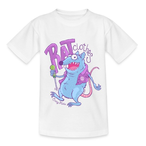RAT clothes - Teenager T-Shirt
