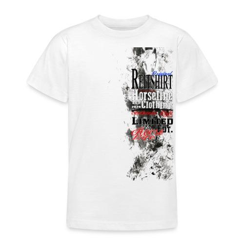 Limited Edition Reit Shirt Pferde Reiten - Teenager T-Shirt