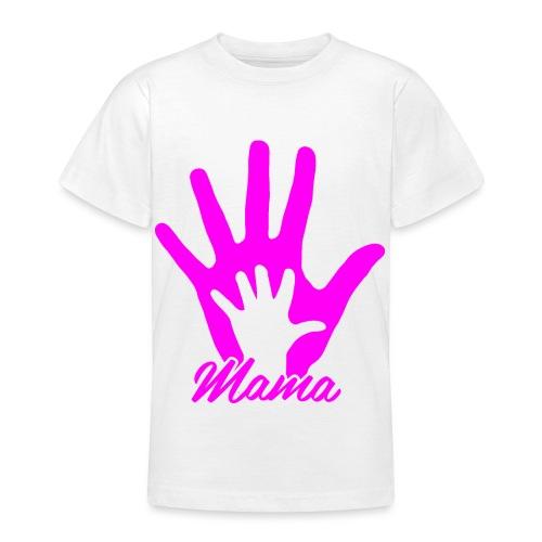 mamas hand - T-shirt Ado