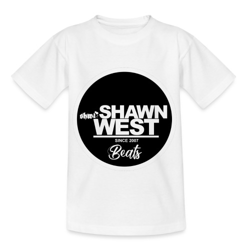 SHAWN WEST BUTTON - Teenager T-Shirt