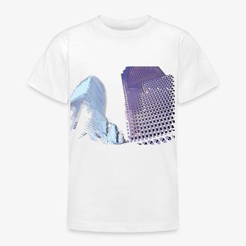 Landscape blu - Maglietta per ragazzi