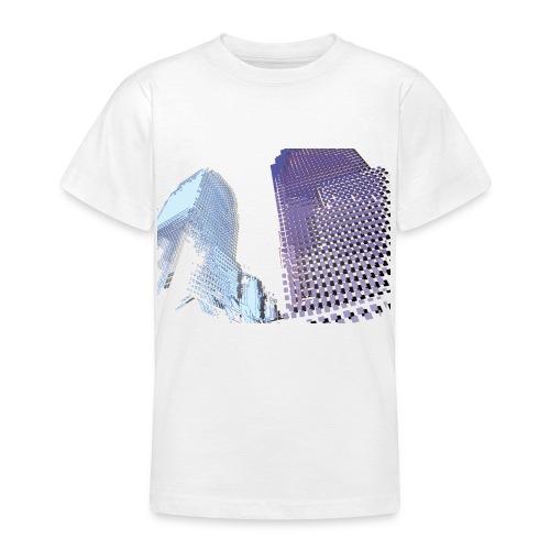 Landscape blu - Teenage T-Shirt