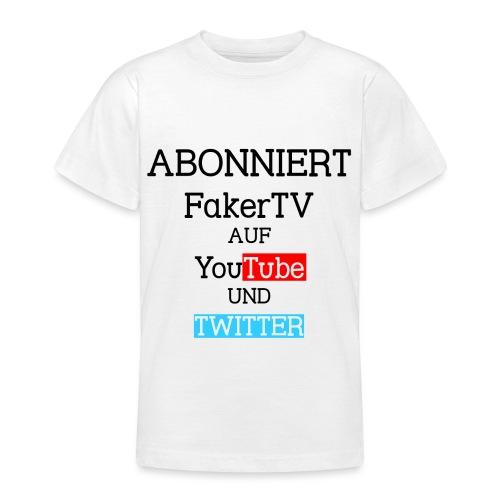 Merchandising png - Teenager T-Shirt