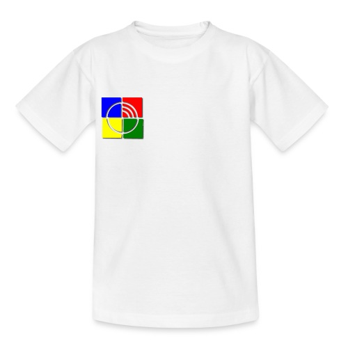 jungschar logo schatten - Teenager T-Shirt