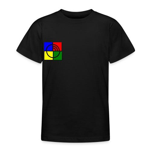 jungschar logo schatten - Teenager T-Shirt
