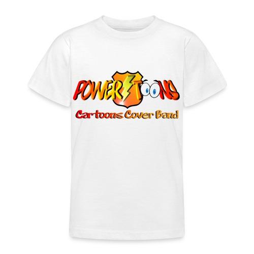 PowertOOns Logo Ufficiale - Maglietta per ragazzi