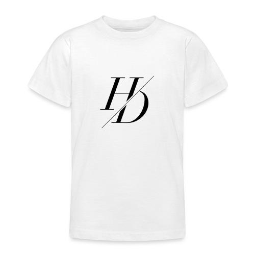 H&D Logo - Teenager T-Shirt