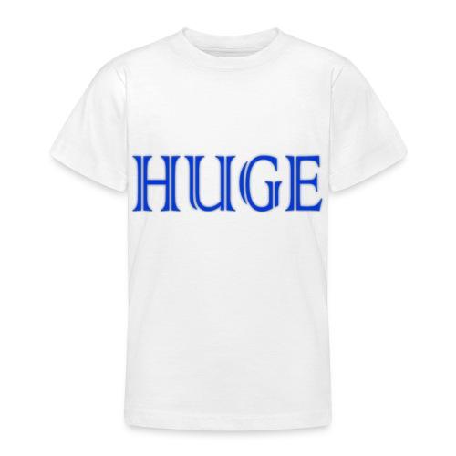 HUGESHIT png - Teenager T-shirt