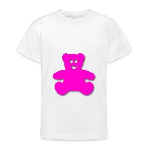 teddy bär - Teenager T-Shirt