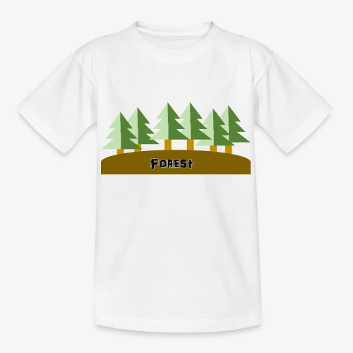 Forest - Teenage T-Shirt