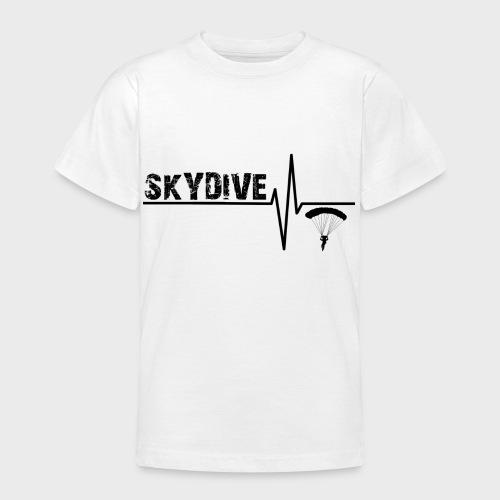 Skydive Pulse - Teenager T-Shirt