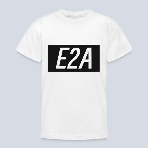 E2A SHIRT LOGO - Teenage T-Shirt