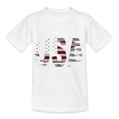 USA - T-shirt Ado