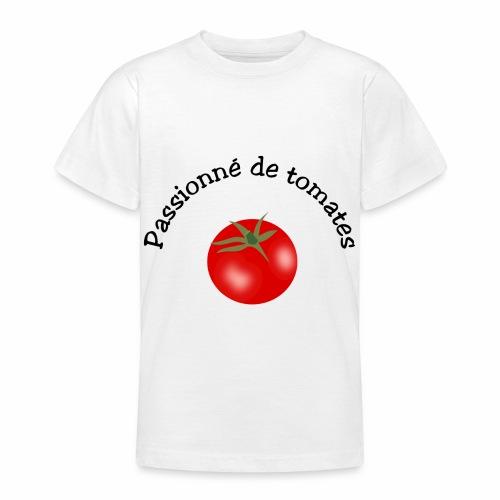 Tomate rouge - Teenage T-Shirt