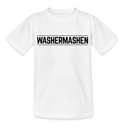 WASHERMASHEN png - Teenage T-Shirt