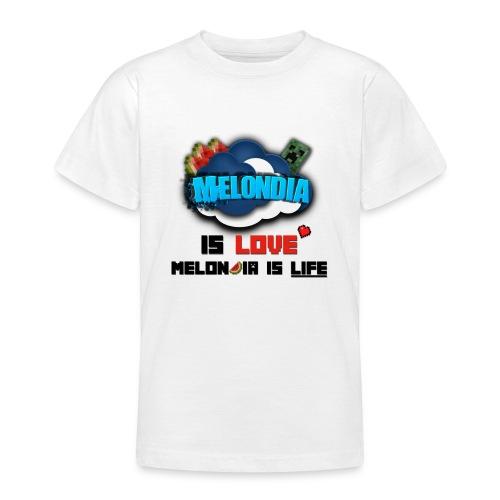 Melondia Miitti Tpaita - Nuorten t-paita