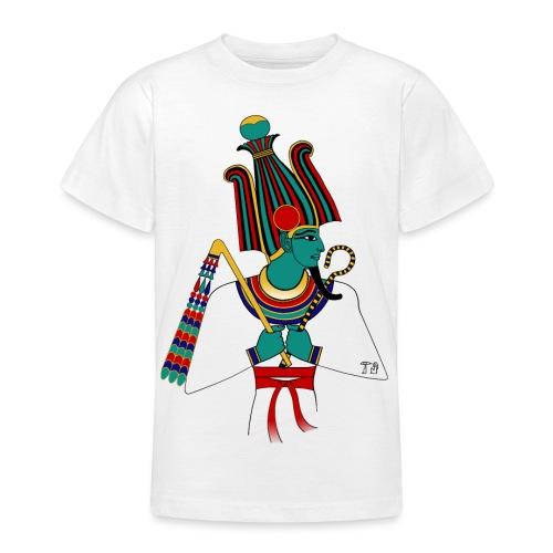 Osiris I altägyptische Gottheit - Teenager T-Shirt