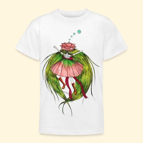 Fée des fleurs : Tiens bon ! (Pour l'écologie) - T-shirt Ado