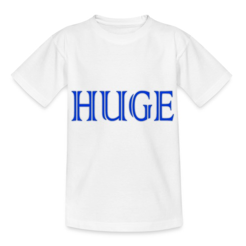 HUGESHIT png - Teenager T-shirt