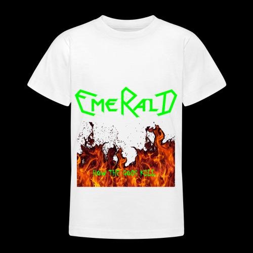htgkbutton - Teenager T-Shirt