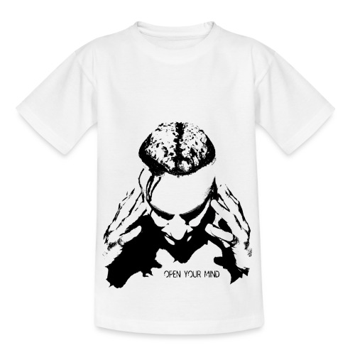 Open your mind - Teenage T-Shirt