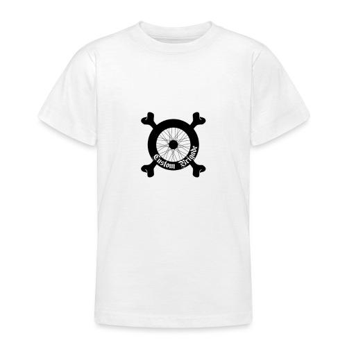 roue tete - T-shirt Ado