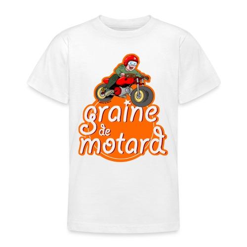 graine de motard - T-shirt Ado