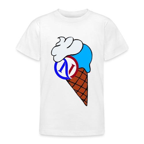 Ice cream collection - Maglietta per ragazzi