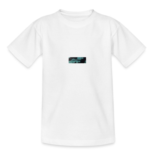 Extinct box logo - Teenage T-Shirt