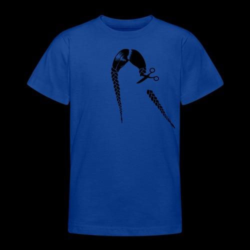 Greta FFF Fridays for future & Fridays for Hubraum - Teenager T-Shirt