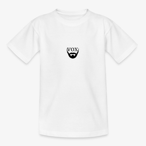 Logo Vox Nero - Maglietta per ragazzi