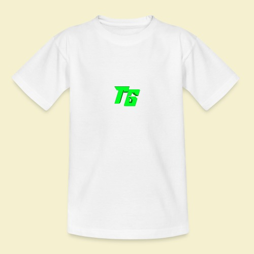 TristanGames logo merchandise - Teenager T-shirt