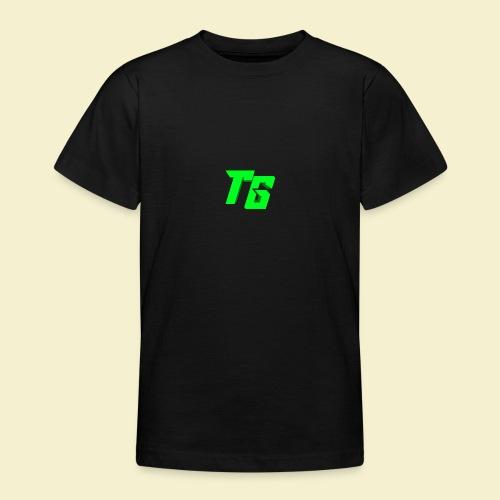 TristanGames logo merchandise - Teenager T-shirt