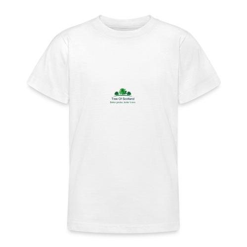 TOS logo shirt - Teenage T-Shirt