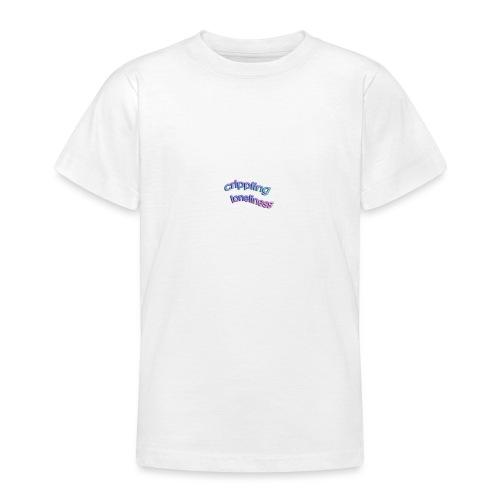 Crippling Loneliness - Camiseta adolescente