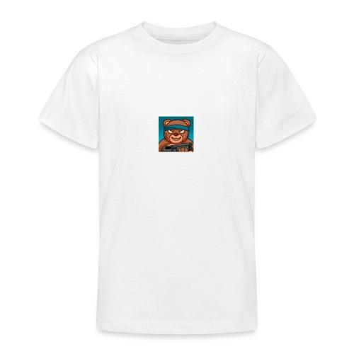 teddy - T-skjorte for tenåringer