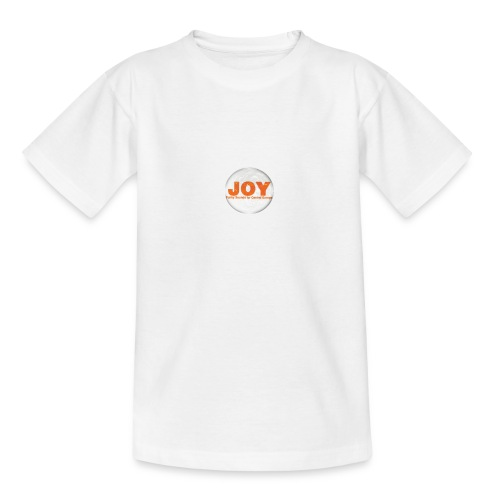 JOY rund - Teenager T-Shirt