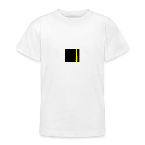 the logo of doom - Teenage T-Shirt