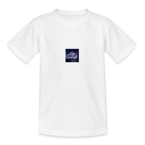 Galaxy infinity - Teenage T-Shirt