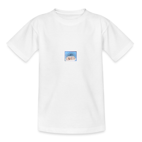 poesje 1 - Teenager T-shirt
