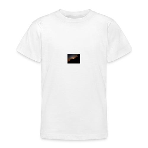 Cielo eclipsado - Camiseta adolescente