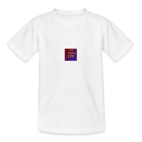JustGamingLTD-png - Teenager T-shirt